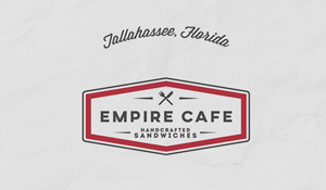 Empire Cafe Menu